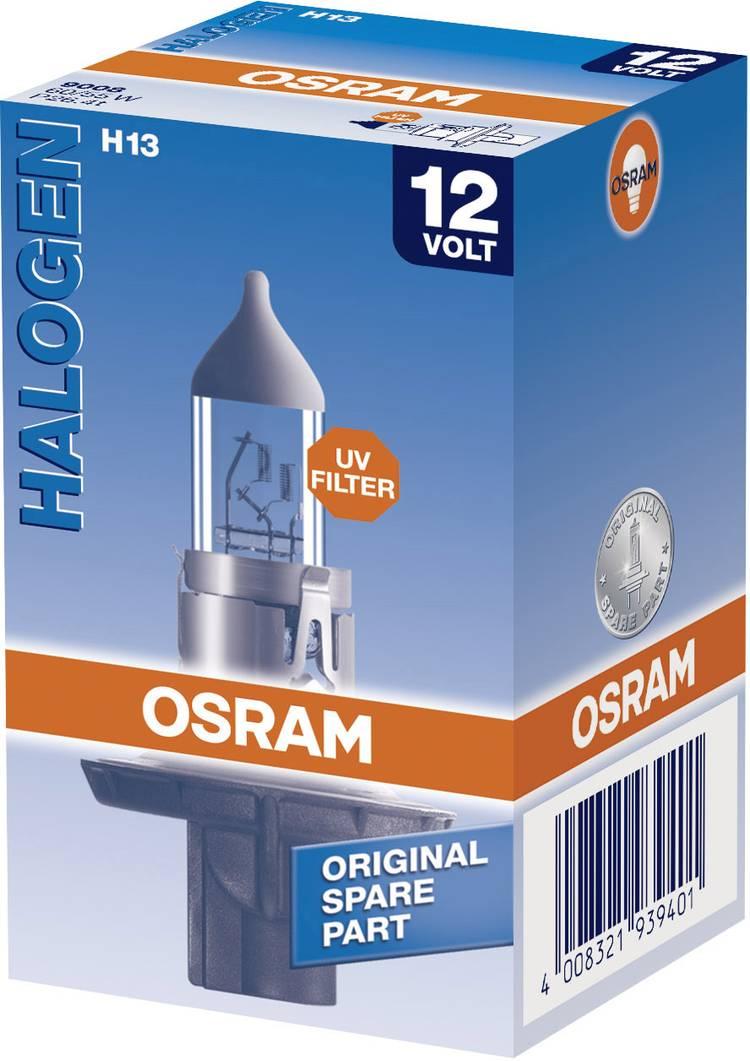 OSRAM Halogeenlamp Original Line H13 60 W