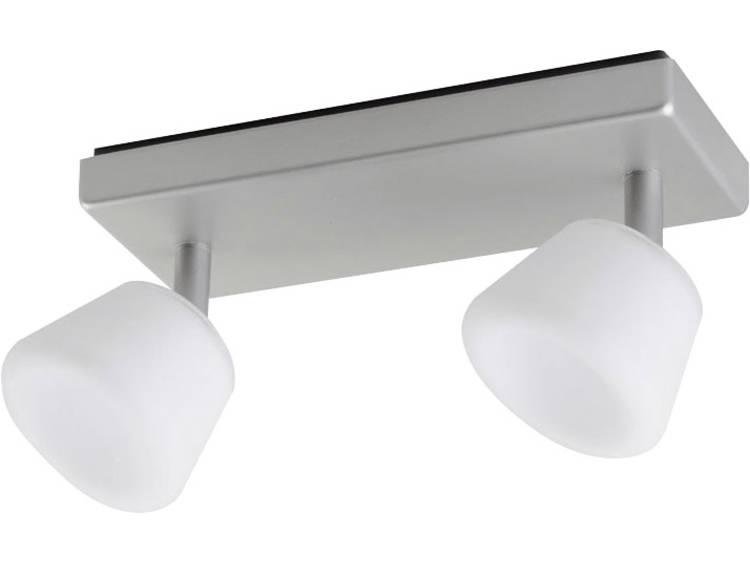 LED plafondspot 12.5 W RGB JEDI Lighting Emerald JE23929 Grijs