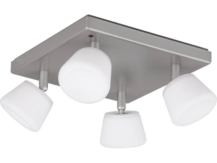 LED plafondspot 24 W RGB JEDI Lighting Emerald JE23949 Grijs