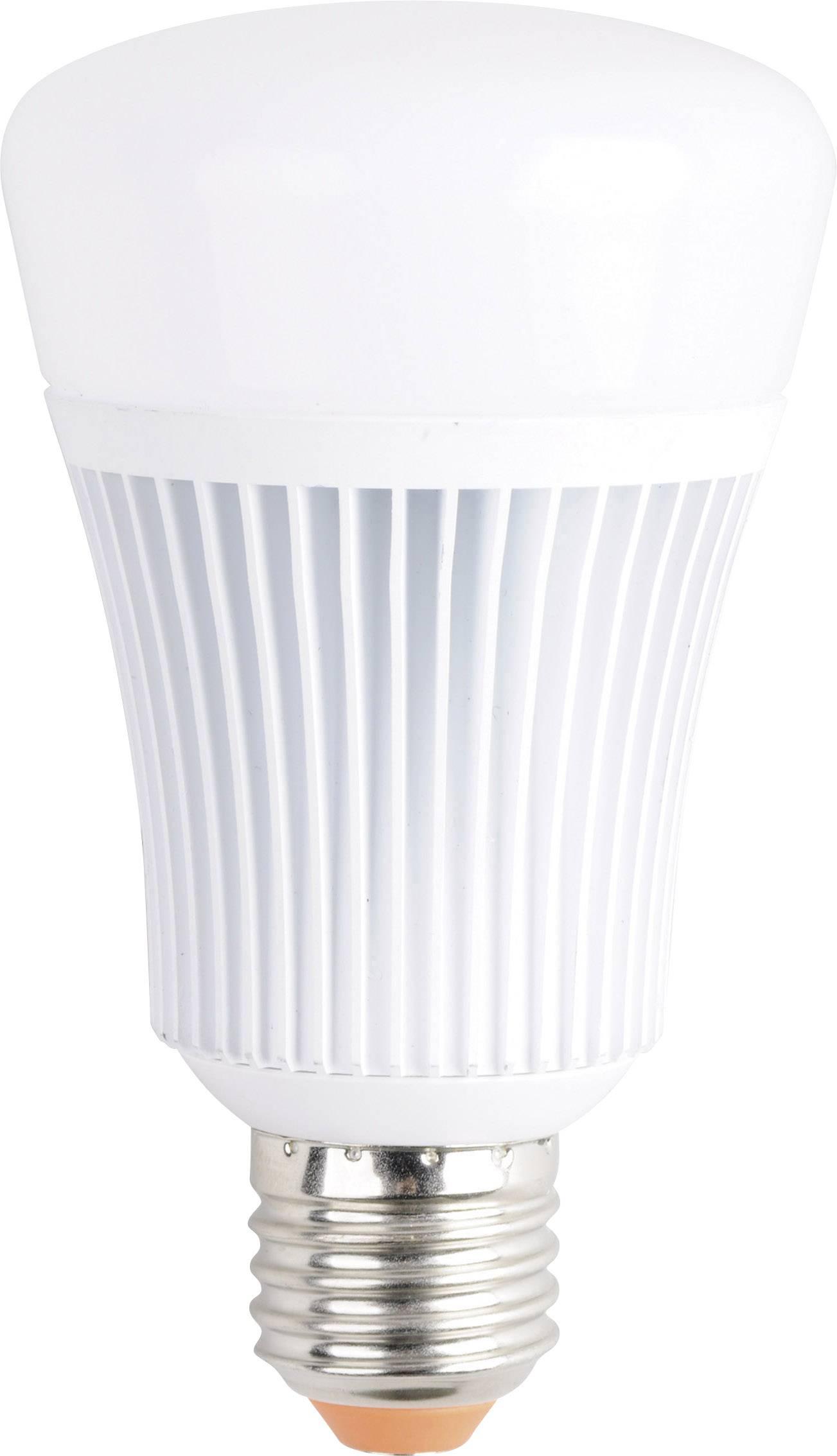 JEDI Lighting LED-lamp E27 Peer 11 W = 60 W RGBW Energielabel: A ...