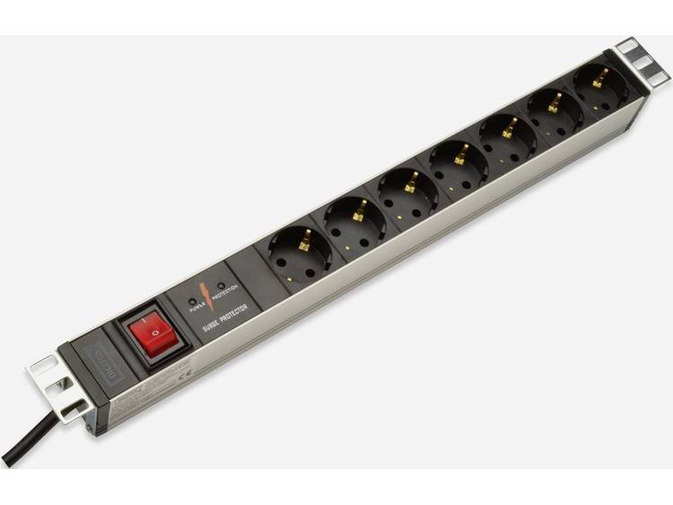 Digitus DN-95407 Patchkast-stekkerdoos Zwart