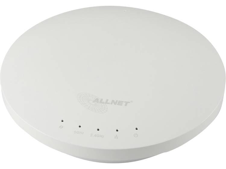 Allnet ALL-WAP02860AC PoE WiFi accesspoint 1.75 Gbit/s 5 GHz, 2.4 GHz
