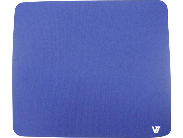 Muismat V7 Videoseven Mouse Pad Blauw