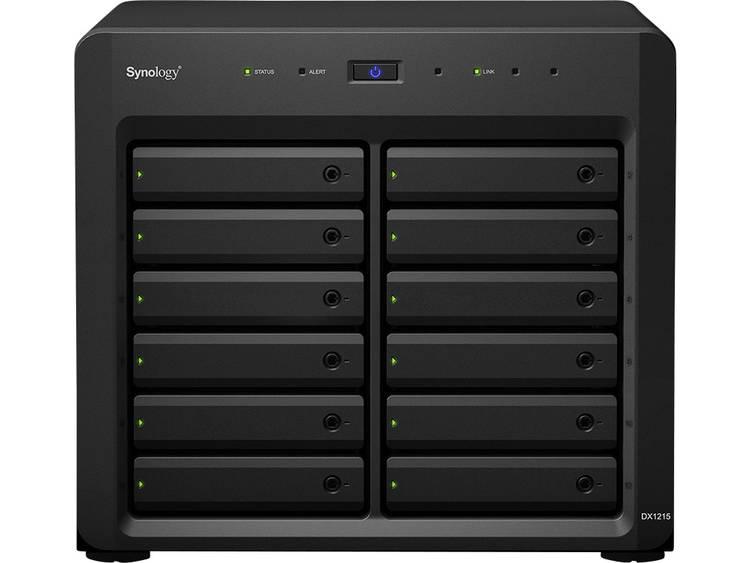 Synology DX1215 DX1215 NAS-serverbehzuizing