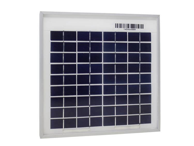 Phaesun Polykristallijn zonnepaneel 5 Wp 16.8 V