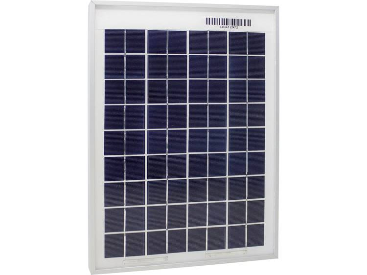 Phaesun Polykristallijn zonnepaneel 10 Wp 17 V
