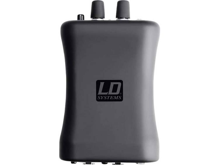 LD SYSTEMS LDHPA1 hoofdtel. versterker