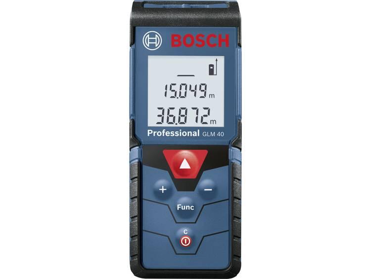 Bosch afstandsmeter GLM40(ip54) (per stuk)