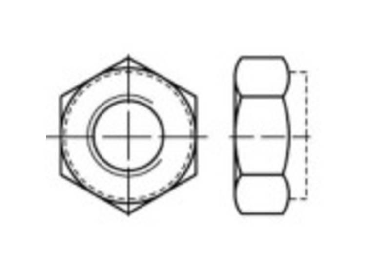 Borgmoeren M12 DIN 980 Staal