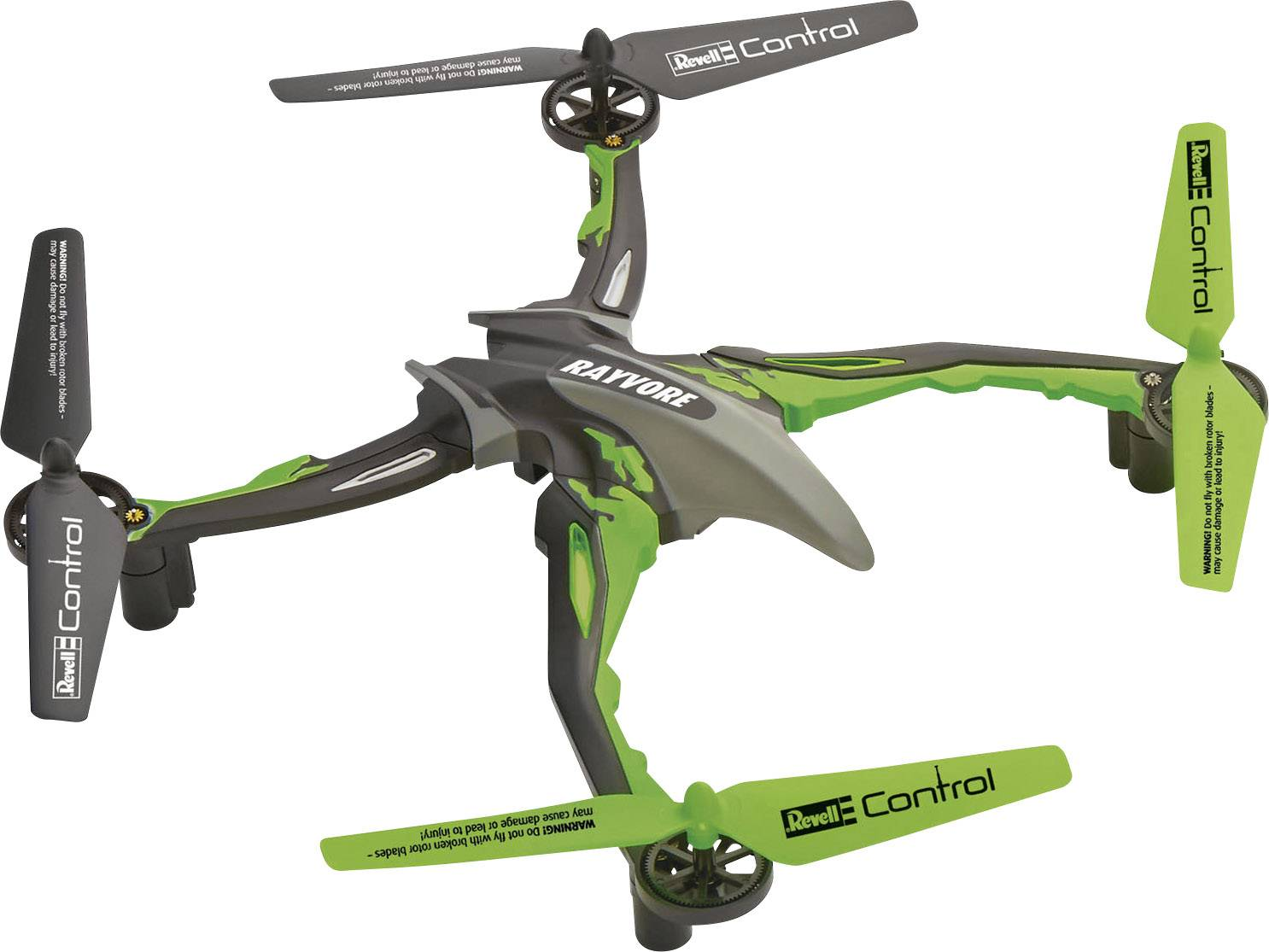 Revell Rayvore Quadrocopter