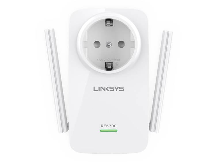 Linksys RE6700-EG WiFi versterker 1.2 Gbit/s 2.4 GHz, 5 GHz