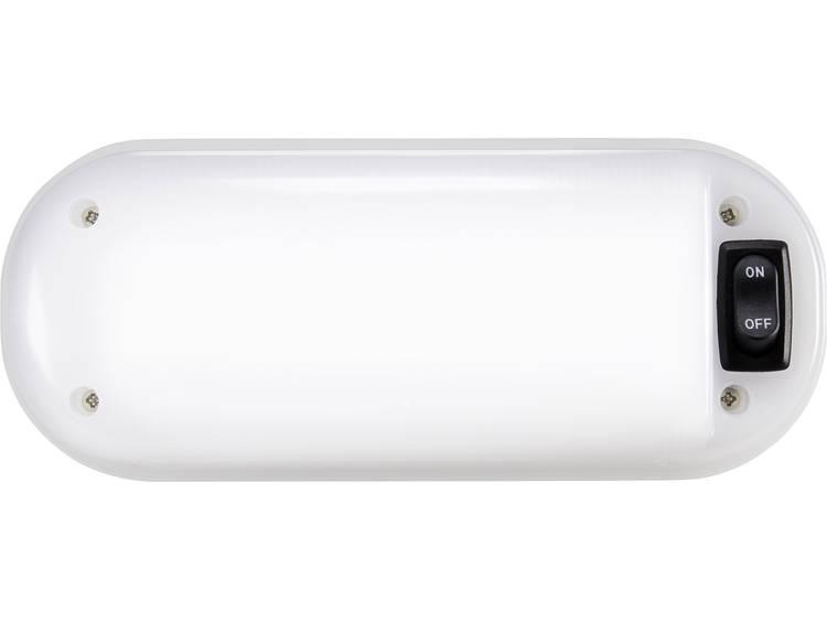 Basetech 28430c1125 LED interieurverlichting 12 V SMD LED (l x b x h) 206 x 86 x 42 mm Schakelaar