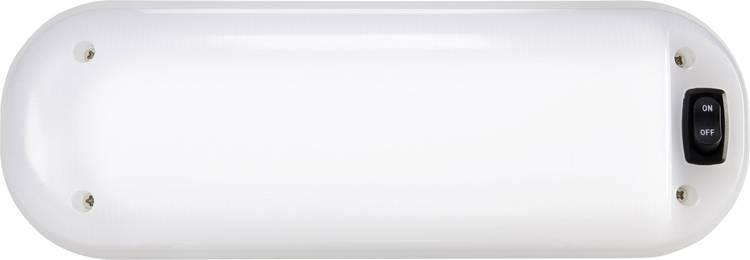 Image of Basetech 28430c1126 LED interieurverlichting 12 V SMD-LED (l x b x h) 253 x 88 x 44 mm Schakelaar