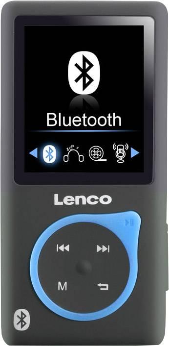 Verwonderlijk Lenco Xemio-777 BT MP3-speler, MP4-speler 8 GB Zwart, Blauw MR-54