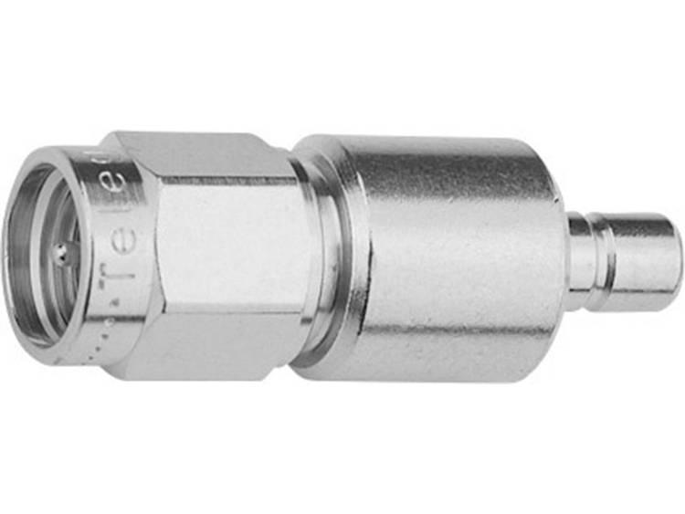 Telegärtner Adapter SMA-SMB (M-M) 50 Ohm SMB-stekker Coaxiale adapter SMA-stekker 1 stuks