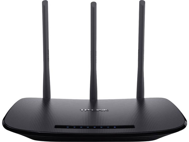 WiFi router TP-LINK TL-WR940N 2.4 GHz 450 Mbit/s