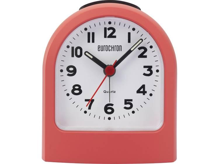 Eurochron EQW 7300 Quarz Wekker Rood Alarmtijden 1
