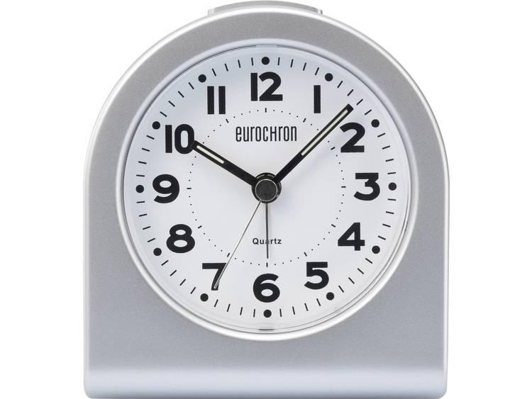 Eurochron EQW 7900 Quarz Wekker Grijs Alarmtijden 1