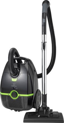 Renkforce VCB43 Stofzuiger met zak 900 W Energielabel B Zwart, Groen