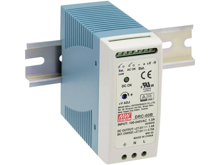 Mean Well LED-driver DRC-40A