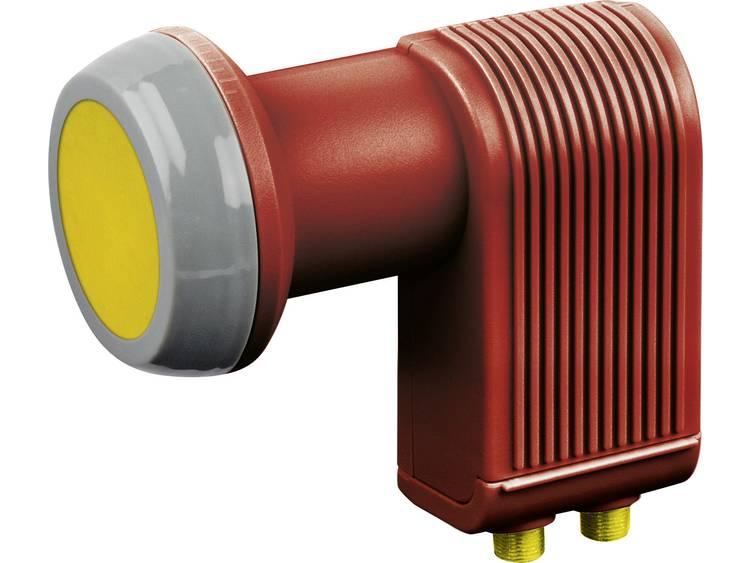 Twin LNB Schwaiger Feed-opname: 40 mm Weerbestendig