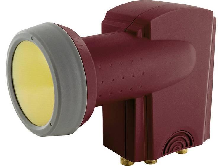 Quattro-LNB Schwaiger Feed-opname: 40 mm