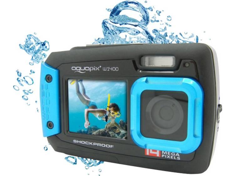 Easypix Digitale camera 14 Mpix Zwart-blauw