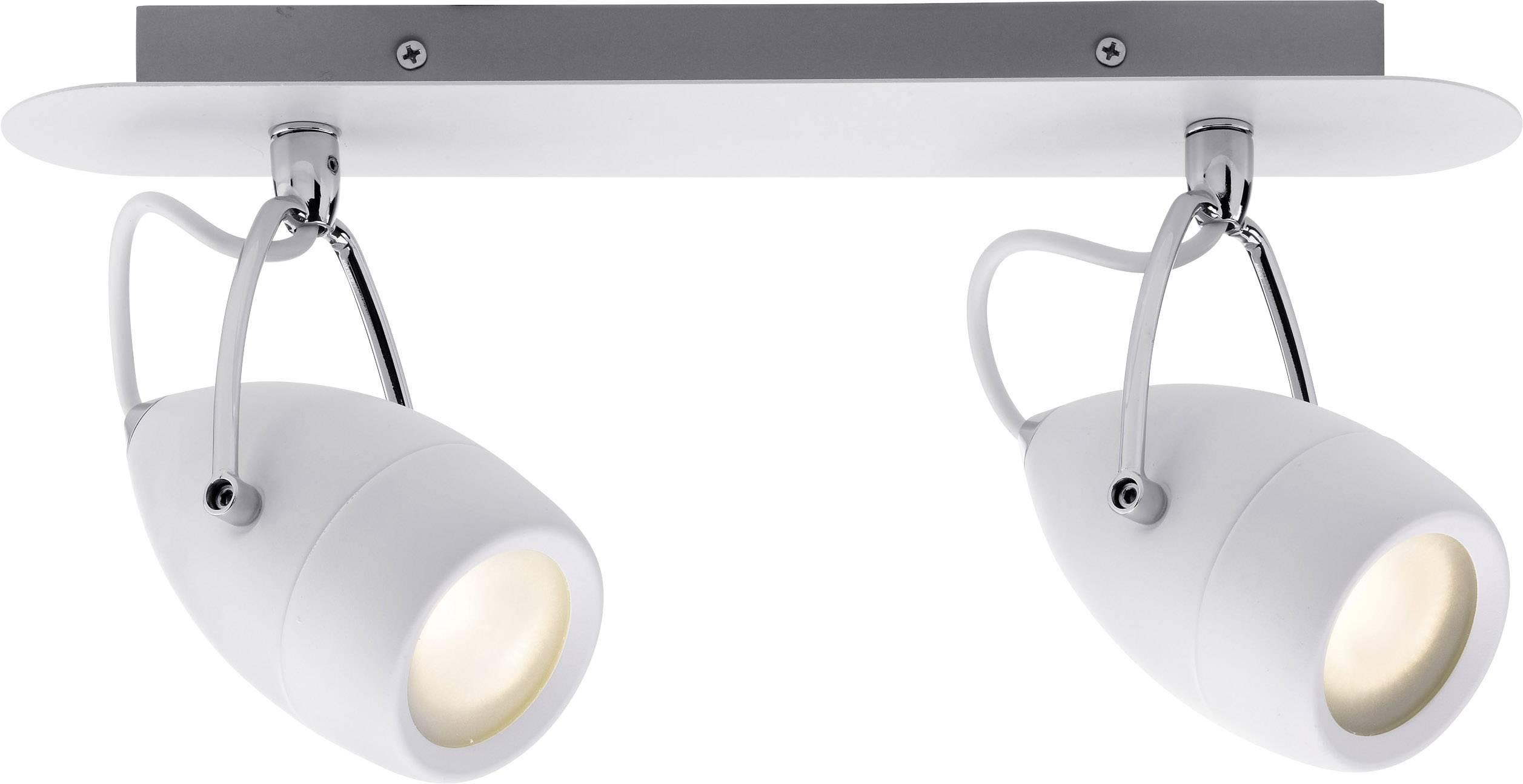 Badkamer Plafondlamp Led : Badkamer plafondlamp led gu w paulmann drop chroom wit