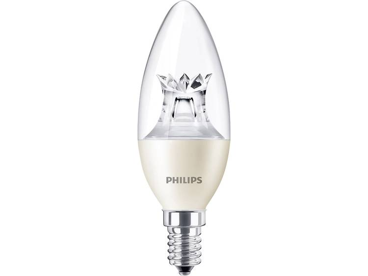 E14 LEDLAMP 4W (=25W) Kaars WarmGlow Dimbaar by Philips 45366700