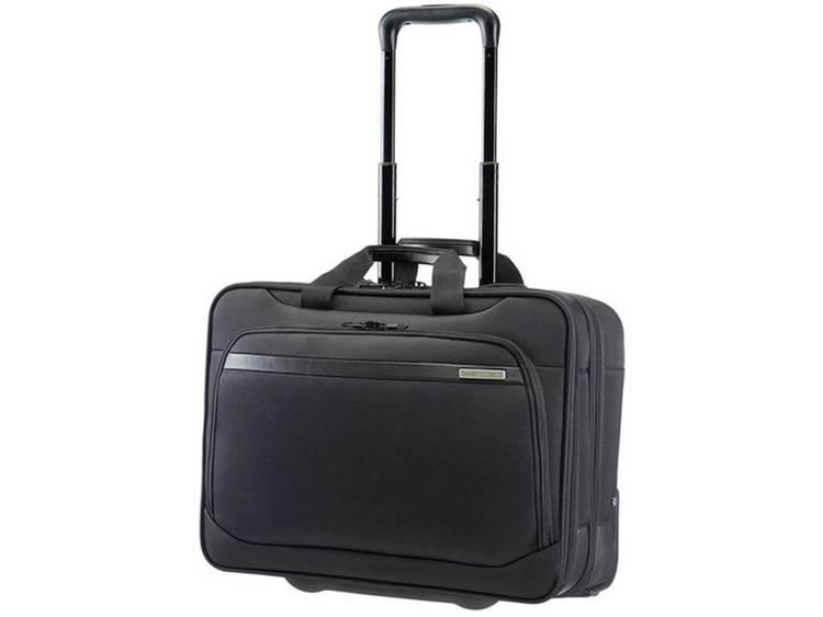 Samsonite Vectura Laptop trolley Geschikt voor maximaal (inch): 43,9 cm (17,3) Zwart