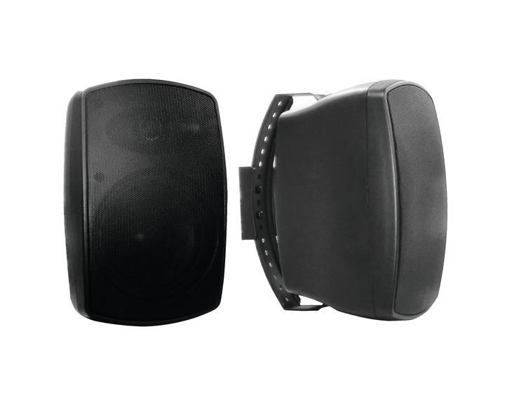 Omnitronic OD-6A Wandluidspreker 90 W Zwart 1 paar