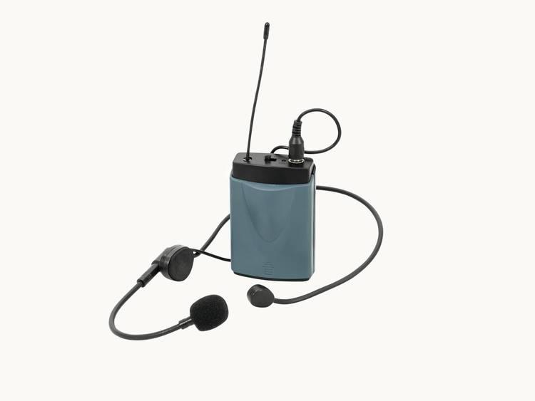 Omnitronic Dasspeld Spraakmicrofoon Radiografisch