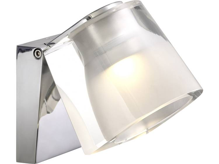 LED-spiegellamp 3 W Nordlux IP S12 Chroom