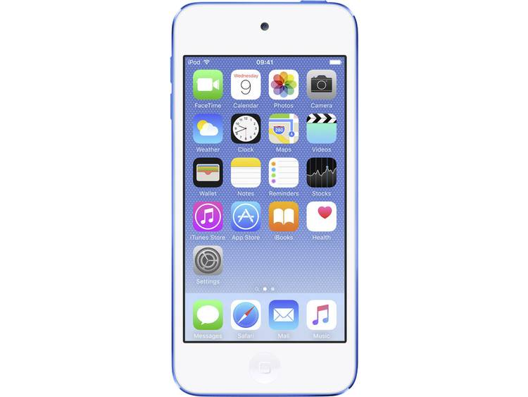 Apple iPod touch 128 GB Blauw