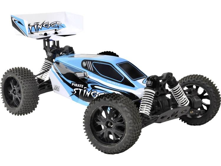 T2M Brushed 1:10 RC auto Elektro Buggy 4WD RTR 2.4 GHz