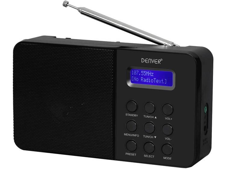 Denver draagbare DAB+ radio