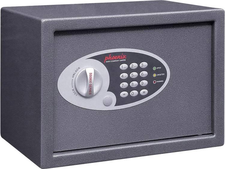 Phoenix Tresor Compact Home Office SS0802E elektronisches Schloss (SS0802E)