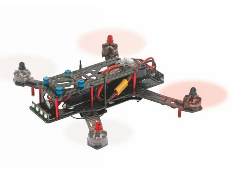 Graupner Quadrocopter Bouwpakket