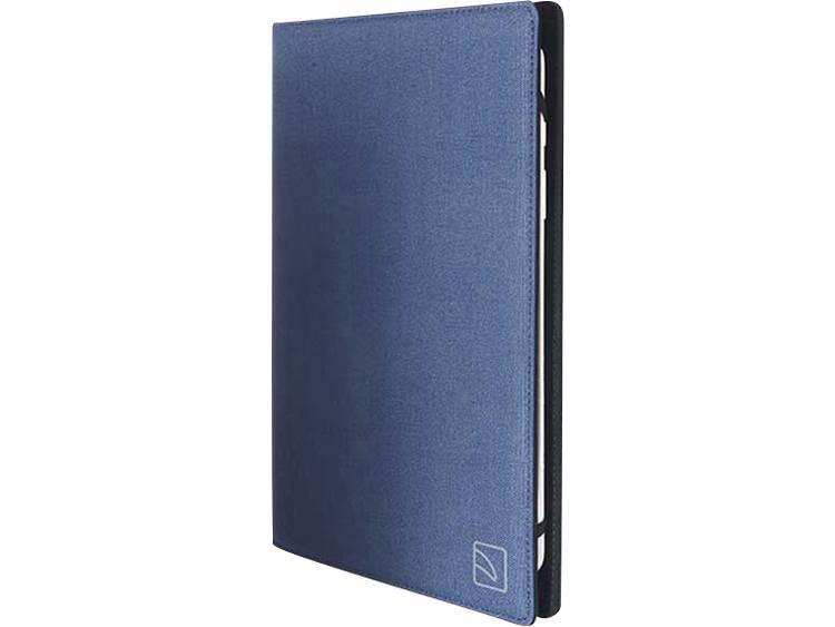 Tucano Bookcase Universele tablet hoes Geschikt voor displaygrootte: 22,9 cm (9) - 25,4 cm (10) Blauw