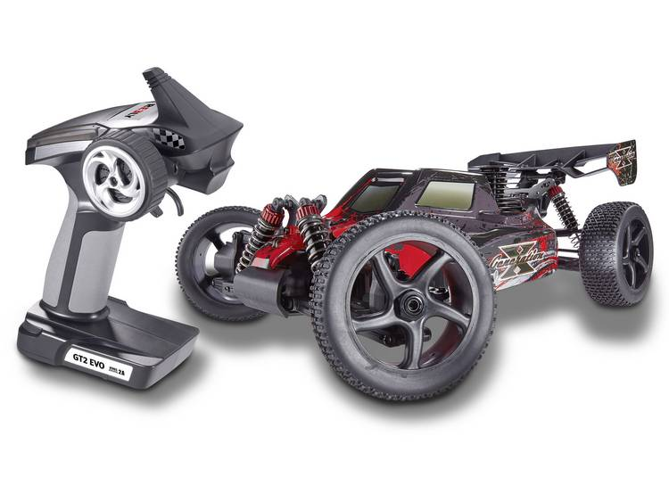 Reely 1:8 RC auto Nitro Buggy 2WD RTR 2.4 GHz