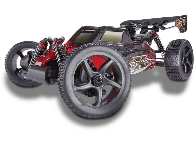 Reely 1:8 RC auto Nitro Buggy 4WD RTR 2,4 GHz