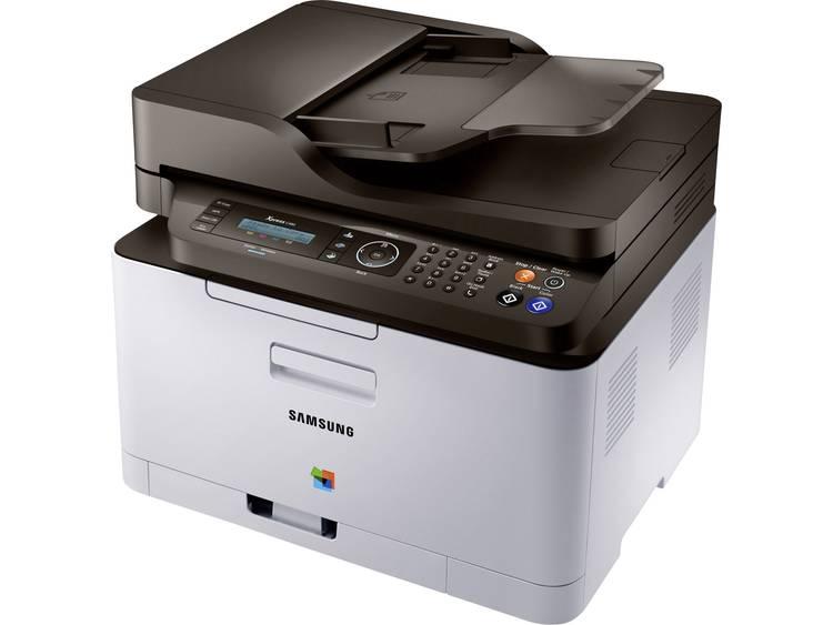 Samsung Xpress C480FN Multifunctionele kleurenlaserprinter A4 Printen, Scannen, Kopiëren, Faxen LAN