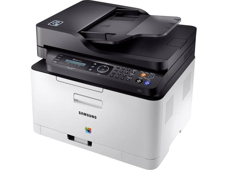 Samsung Xpress C480FW Multifunctionele kleurenlaserprinter A4 Printen, Scannen, Kopiëren, Faxen LAN