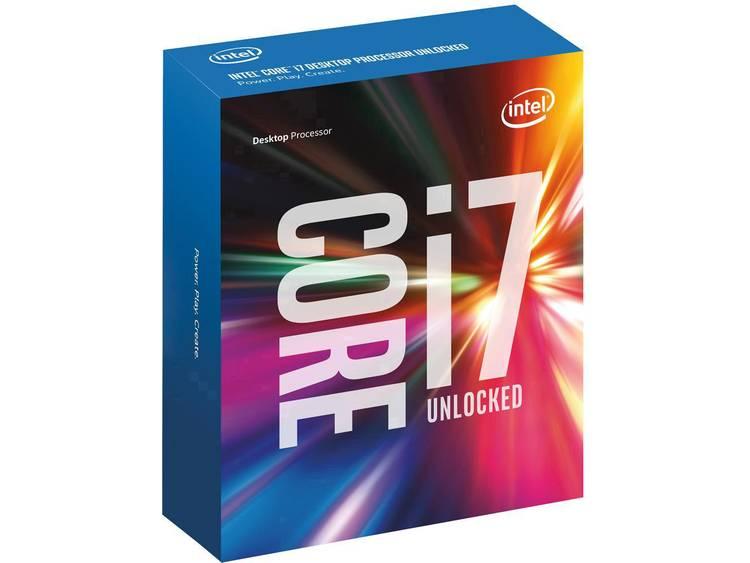 Processor (CPU) boxed Intel Core i7 i7-6700K 4 x 4.0 GHz Quad Core Socket: Intel® 1151 91 W