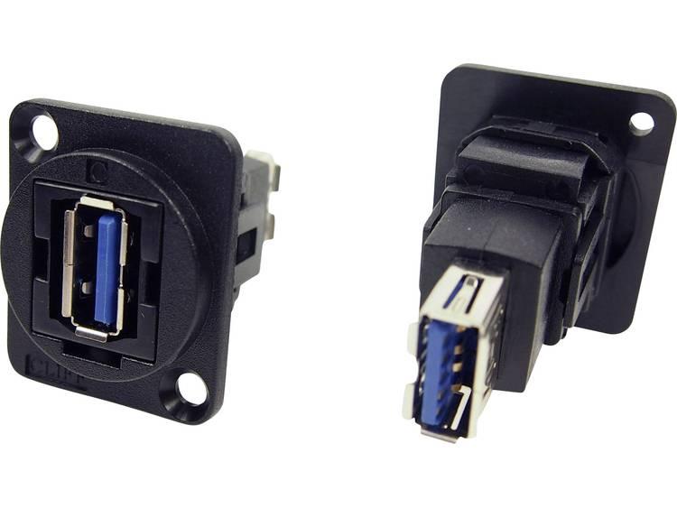 Cliff CP30205N Adapter, inbouw 1 stuks