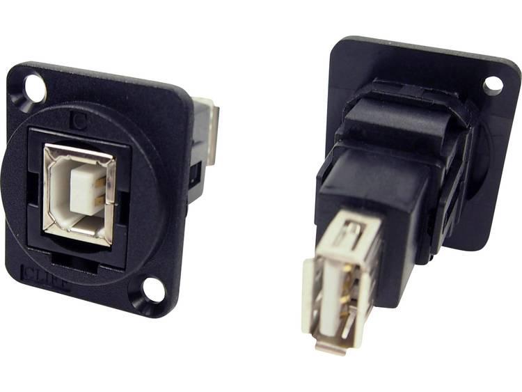 Cliff CP30207N Adapter, inbouw 1 stuks