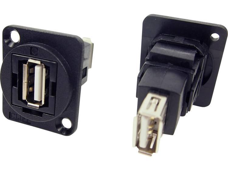 Cliff CP30208N Adapter, inbouw 1 stuks
