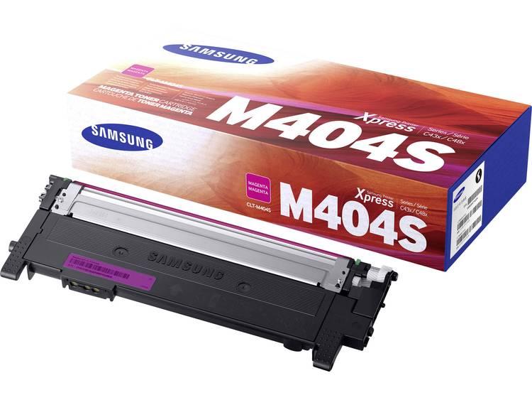 Samsung Tonercassette M404S CLT-K404S/ELS Origineel Magenta 1000 bladzijden