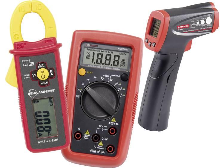 Beha Amprobe AMP 25 EUR Stroomtang Kalibratie Fabrieksstandaard zonder certifi