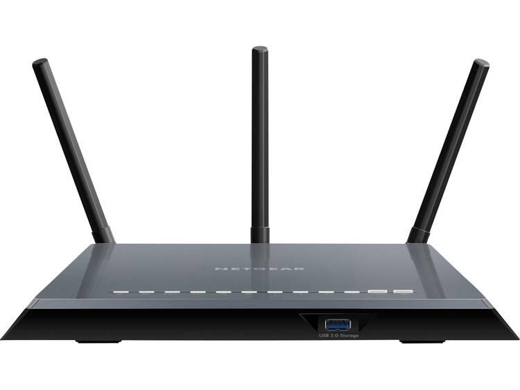 WiFi router NETGEAR R6400 2.4 GHz, 5 GHz 1.75 Gbit/s